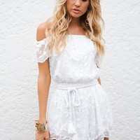 Love Story Playsuit | Xenia Boutique | Women's fashion for Less - Fast Shipping