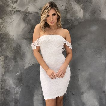 Runaway With Me Lace Dress