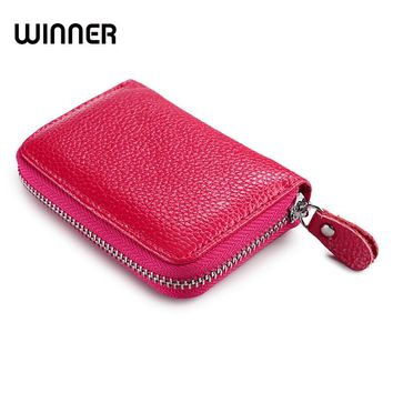 Candy Color Patent Leather Small Women Coin Purse