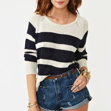 Seaside Stripe Knit