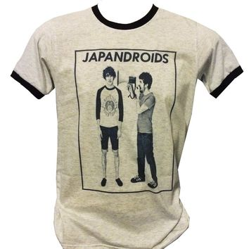 Bkkplaytown Japandroids T Shirt Rock Band J242 (M)