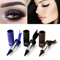B_eauty Makeup Eye Enhancing Eyeliner Stick Solid Thik Eyeliner Gel Makeup Smooth Waterproof Natural Smoky Eyes Liner