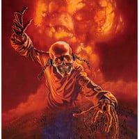 Megadeth Speed Metal Definition Poster 11x17