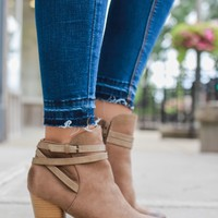 Whisk Me Away Booties