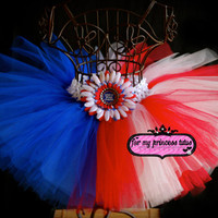 American Flag Tutu -for 4th Of July,  Independence Day, tutu dress, patriotic, newborn, infant, girls, red white and blue, photo prop, dance