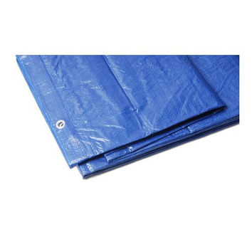 Garden Supplies: 8'x10' Blue Tarp