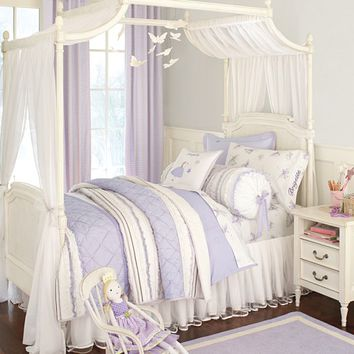 Brigette Ruffle Quilted Bedding