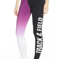 Women's Nike 'RU' Print Dri-FIT Leggings