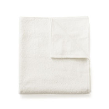 Coyuchi Organic Cotton Bath Towel (White)