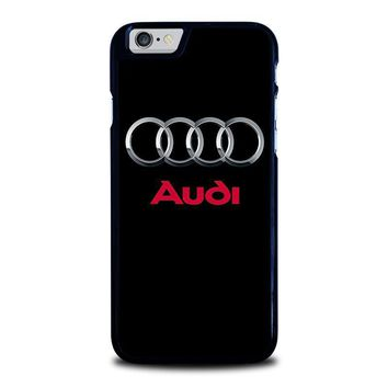 audi iphone 6 6s case cover  number 1