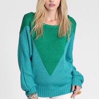 Wellington Oversized Sweater By MINKPINK - $76.00 : ThreadSence, Women's Indie & Bohemian Clothing, Dresses, & Accessories