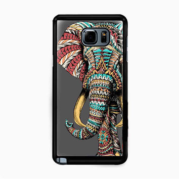 ornate elephant for Samsung Galaxy Note 5 Case *NP*