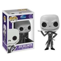 FUNKO Pop! Disney Jack Skellington Series 2 Vinyl Figure - Walmart.com