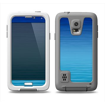 The Calm Water Samsung Galaxy S5 LifeProof Fre Case Skin Set