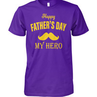 Happy Father's Day My Hero