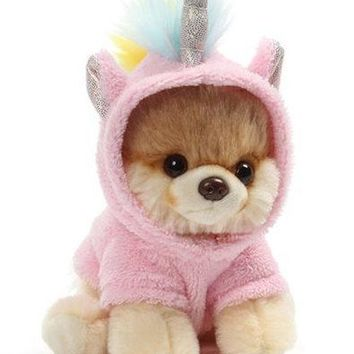 Itty Bitty Boo Unicorn Dog Plush Toy by Gund