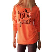 Women's Halloween Top