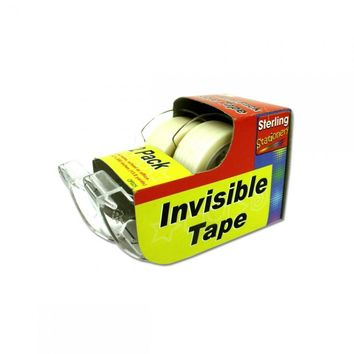 2 Pack Invisible Tape Dispensers OP025