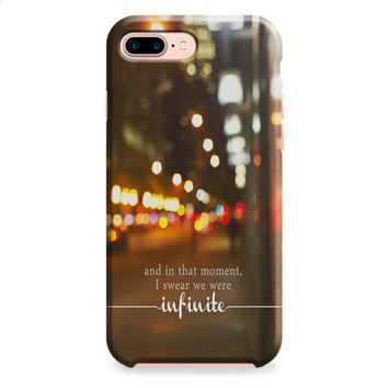 Perks Of Being A Wallflower (infinite) iPhone 8 | iPhone 8 Plus Case