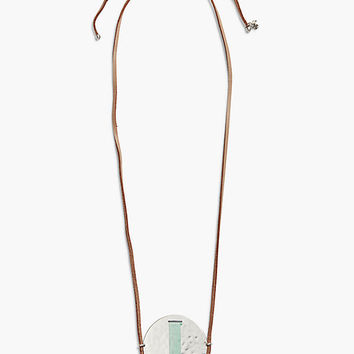 Circle Pendant Necklace | Lucky Brand