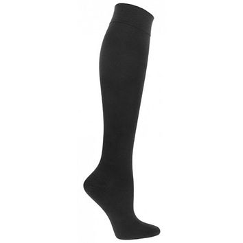 Womens Compression Support Socks (15-20 mm Hg Compression) - 3 Pack