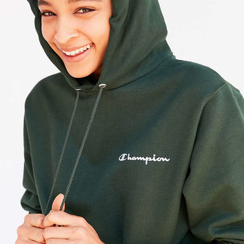 Champion + UO Hunter Hoodie Sweatshirt - Urban Outfitters