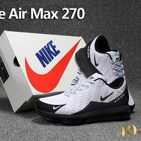 Nike Air Max Flair 270 white/black size 40-47