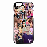 Teen Wolf Dylan O Brien Collage Case for iPhone 6 Plus / 6s Plus