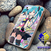 Vocaloid Hatsune Miku Tell Your World 4 - iPhone case (iPhone 4/4s/5/5s/5c/6/6+)- Samsung case (Samsung S3/S4/S5/Note3/Note4)- iPod Touch 5- iPad case (iPad Mini/Air/2/3/4) BD