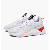 PUMA RS-X OYS Colour collision stitching daddy shoes men and women's leisure running shoes