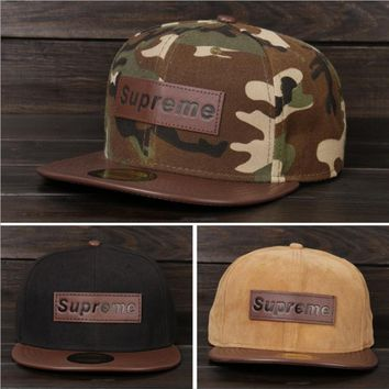 """Supreme""Casual hats for men and women"