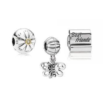 PANDORA Best Friends Forever Charm Gift Set