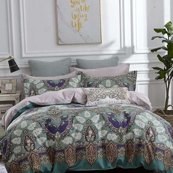 Paisley Duvet Cover 1PC