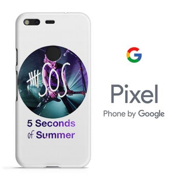 5SOS Luke Hemmings Google Pixel Phone 3D Case