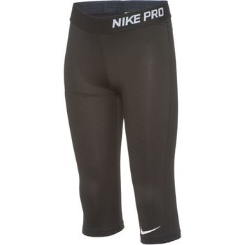 Nike Girls' Pro Core Compression Capri Pant