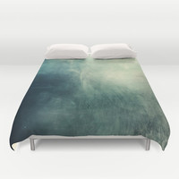 Mystical Roots Duvet Cover by All Is One