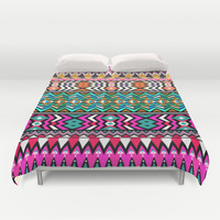 Mix #106 Duvet Cover by Ornaart