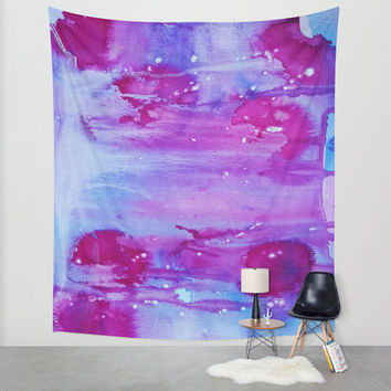 Wash it Away Wall Tapestry by DuckyB (Brandi)