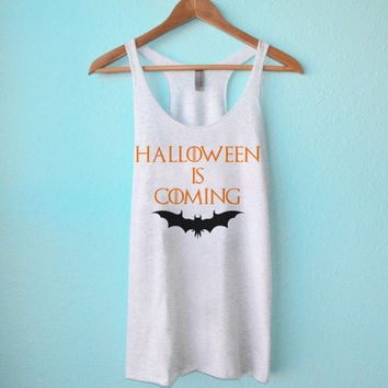 Halloween is Coming - Game of Thrones - Tank