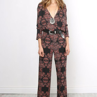Darah Dahl What We Want Jumpsuit