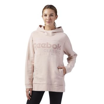 Reebok Classics Graphic Pullover Hoodie