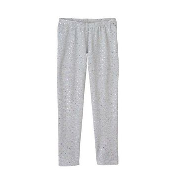 DCCKX8J Jumping Beans Foil Dot Leggings - Girls