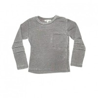Joah Love Grayson Long Sleeve Steel | BabySwag