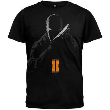 ESBGQ9 Call of Duty - Lone Wolf Shadow T-Shirt