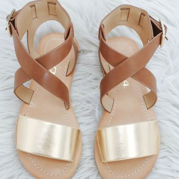 Girls Sunset Sandals
