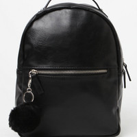 LA Hearts Faux Leather Mini Backpack at PacSun.com