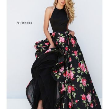 Sherri Hill 50333 prom dress