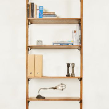 "Nuevo Living Theo Wall Unit 48"" Shelves"