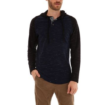 Hassan Henley Thermal Pullover