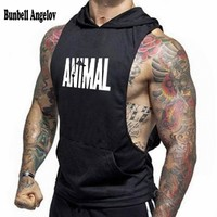 Bunbell Angelov Fitness Men Tank Top Cotton Men Sexy Undershirt Bodybuilding Breathable Stringer Tank Tops Gyms Clothing